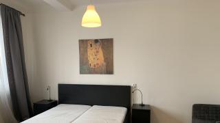 Krásný, útulný, plně zařízený byt 3+Kk, 77m2, 1. patro