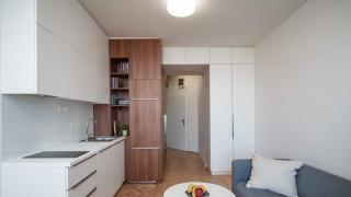 K okamžitému pronájmu je připravený byt po kompletní rekonstrukci