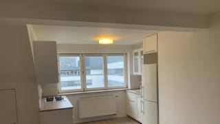 Velmi pěkný byt po rekonstrukci 3+kk -70 m2 se nachází v cihlovém domě v 4