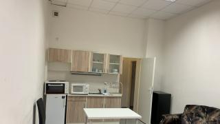 Pronájem bytu 1+kk, 45 m2, ul. Jungmanova, Praha 1